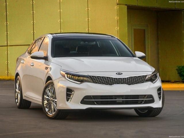 Kia Optima 2018 модельного года: цены, комплектации, фото и характеристики
