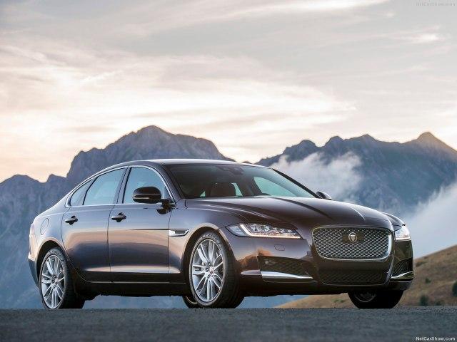 Jaguar XF 2017 - комплектации, цены, фото и характеристики