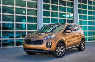 Kia Sportage 2018: комплектации, цены и фото