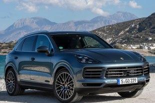 Porsche Cayenne 2018 - комплектации, цены и фото