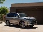 Lexus LX 570 2018 - комплектации, цены и фото