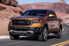 Ford Ranger 2018 - комплектации, цены и фото