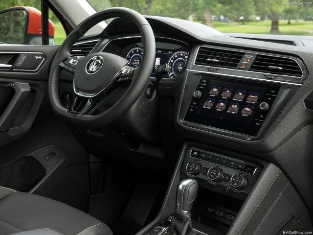 Фольксваген Тигуан 2018 в новом кузове, цены, комплектации, фото, видео тест-драйв