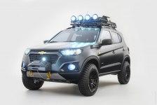 Niva Chevrolet 2018: комплектации, цены и фото