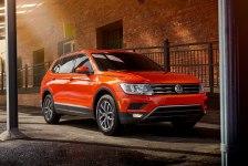 Volkswagen Tiguan 2018: комплектации, цены и фото