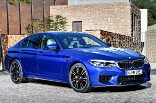 BMW M5 2018 - комплектации, цены, фото и характеристики