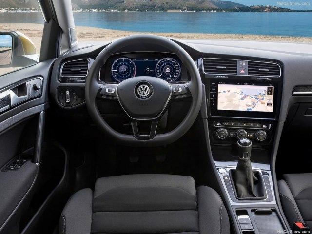 Фольксваген Гольф 2018 в новом кузове, цены, комплектации, фото, видео тест-драйв