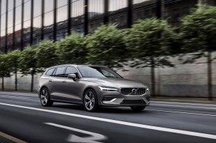 Volvo V60 2019 модельного года: цены, комплектации, фото и характеристики