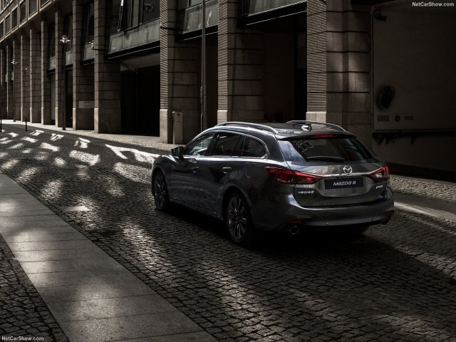 В Женеве представлена рестайлинговая версия Mazda 6 Wagon 2019 Фото Авто Коломна