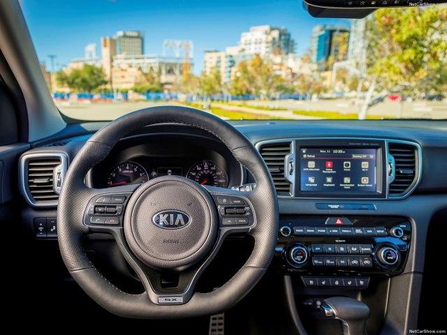 Новый KIA Sportage 2019 оснастят искусственным интеллектом Фото Авто Коломна