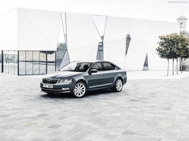 Шкода Октавия 2018 в новом кузове, цены, комплектации, фото, видео тест-драйв