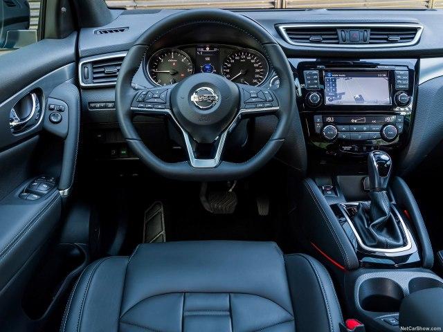 На российской площадке был собран юбилейный экземпляр Nissan Qashqai Фото Авто Коломна
