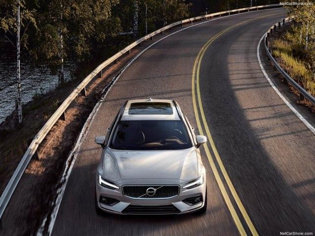 Volvo V60 2019 в новом кузове, цены, комплектации, фото, видео тест драйв Фото Авто Коломна