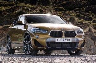 BMW X2 2019: комплектации, цены и фото