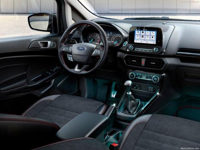 Ford Ecosport 2018 в новом кузове, цены, комплектации, фото, видео тест-драйв