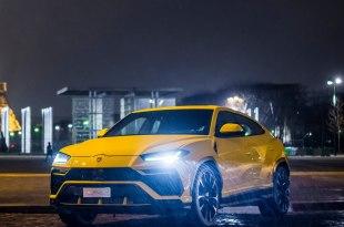 Lamborghini Urus 2019: комплектации, цены и фото
