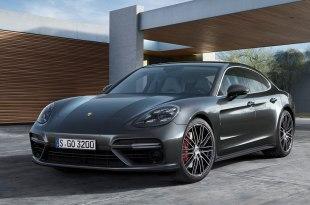 Porsche Panamera 2018 - комплектации, цены и фото