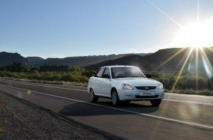 Lada Priora 2018 - комплектации, цены, фото и характеристики