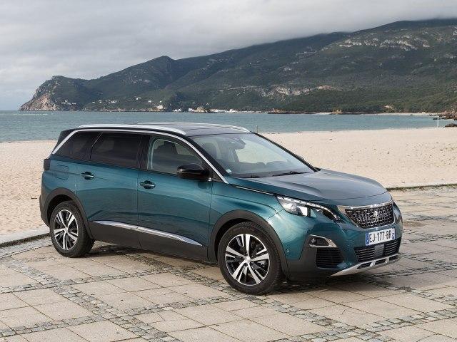 Peugeot 5008 2018 модельного года: цены, комплектации, фото и характеристики