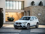 BMW X1 2018 - комплектации, цены, фото и характеристики