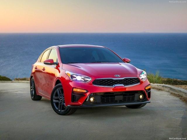 Kia Forte 2019 - комплектации, цены, фото и характеристики