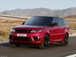 Range Rover Sport 2018 модельного года: цены, комплектации, фото и характеристики