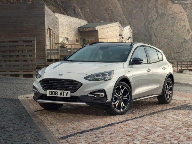Новое поколение Ford Focus 2019 представлено официально