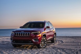Jeep Cherokee 2019 модельного года: цены, комплектации, фото и характеристики