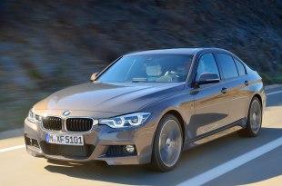 BMW 3 серии 2018: комплектации, цены и фото
