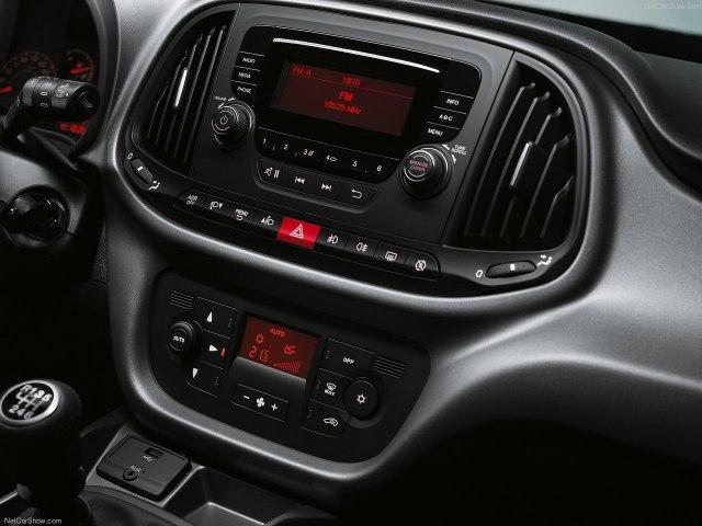 Фиат Добло 2018 в новом кузове, цены, комплектации, фото, видео тест-драйв