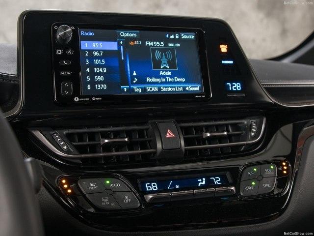 Toyota C-HR 2018 в новом кузове, цены, комплектации, фото, видео тест-драйв