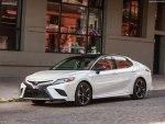 Toyota Camry 2018 - комплектации, цены, фото и характеристики