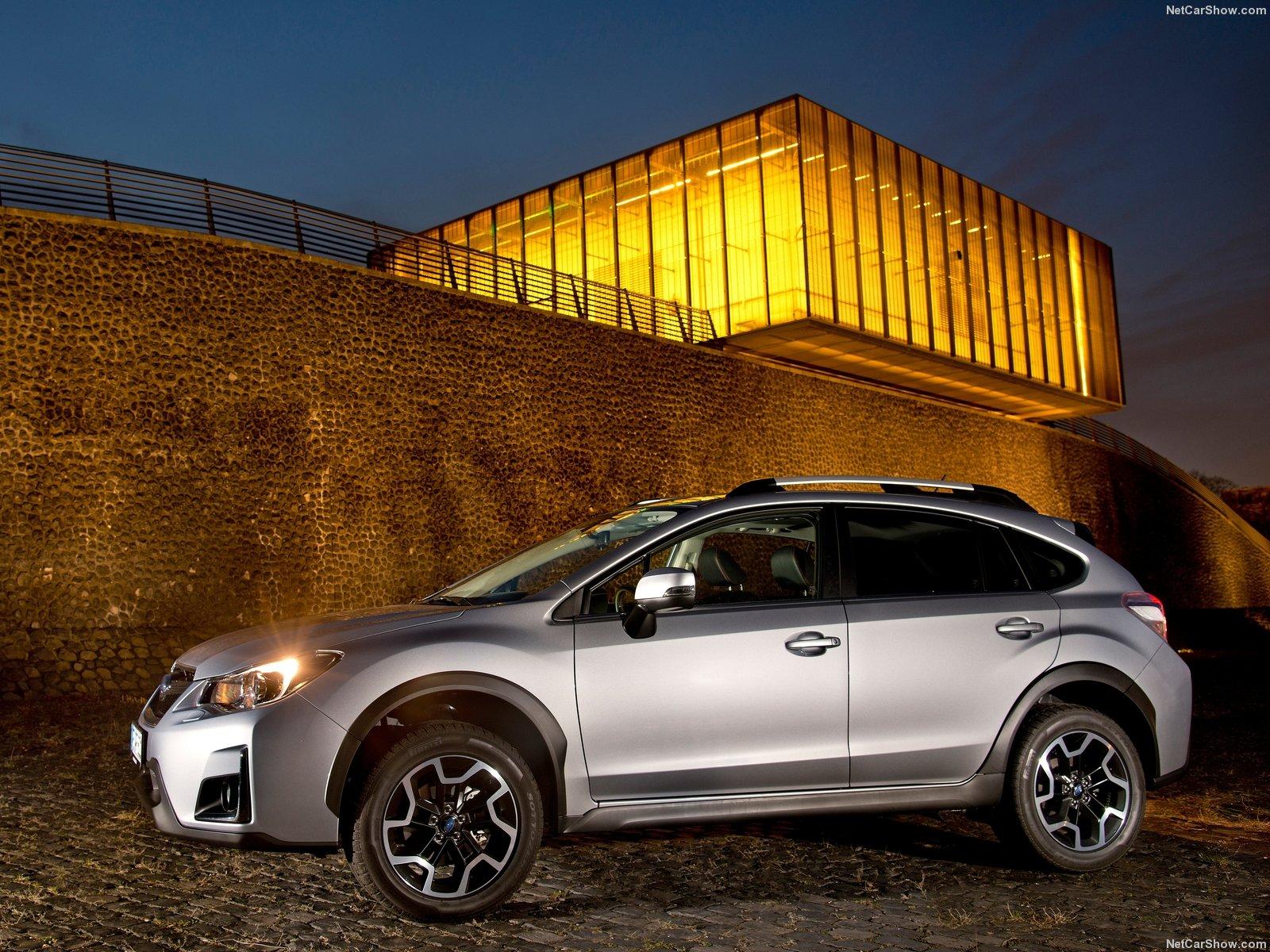 Subaru XV 2019 - компактный внедорожник, который после рестайлинга получил новый функционал