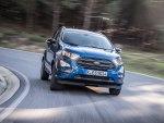 Ford EcoSport 2019 – мощный кроссовер для европейского рынка